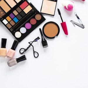 Utensílios de cosmética